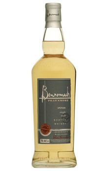 BENROMACH SCOTCH SINGLE MALT PEAT S