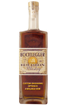 BOOTLEGGER 21 BOURBON WHISKEY - 750