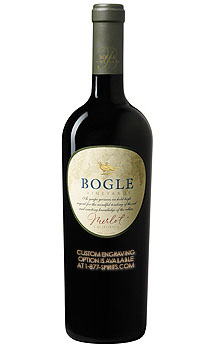 BOGLE VINEYARDS MERLOT WINE - CUSTO
