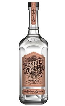 BONNIE ROSE TENNESSE WHITE WHISKEY SPICED APPLE