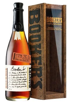 BOOKER'S BOURBON SMALL BATCH