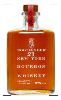BOOTLEGGER 21 BOURBON WHISKEY - 375