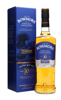 BOWMORE SCOTCH SINGLE MALT 10 YEAR