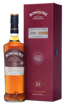 BOWMORE SCOTCH SINGLE MALT 23 YEAR