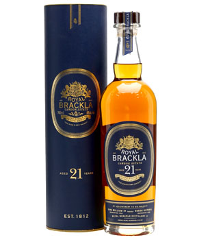 ROYAL BRACKLA SCOTCH SINGLE MALT 21
