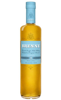 BRENNE WHISKEY SINGLE MALT - 750ML