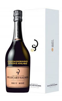 BILLECART-SALMON ROSE NV CHAMPAGNE