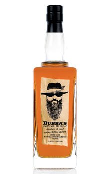BUBBA'S SECRET STILLS - BROWN SPICE