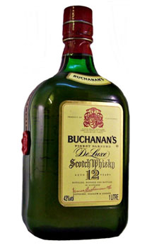 Buchanan's Deluxe 12 Year Old Scotch Whisky