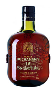 BUCHANAN'S SCOTCH SPECIAL RESERVE 18 YEAR
