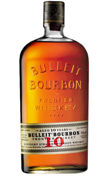 BULLEIT BOURBON WHISKEY 10 YEAR