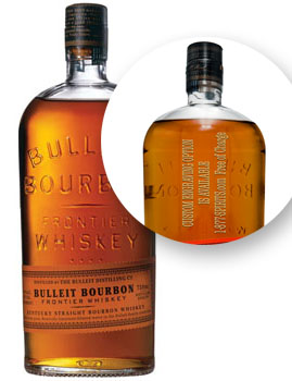 BULLEIT BOURBON - 1.75L CUSTOM ENGR