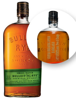BULLEIT RYE MASH - 750ML CUSTOM ENG