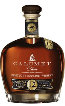 CALUMET FARM BOURBON 12 YEAR SINGLE