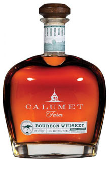 CALUMET FARM BOURBON WHISKEY
