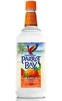 CAPTAIN MORGAN PARROT BAY RUM MANGO