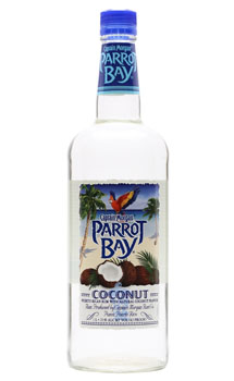CAPTAIN MORGAN PARROT BAY RUM COCONUT 42