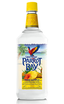 CAPTAIN MORGAN PARROT BAY RUM PINEA