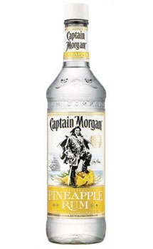 CAPTAIN MORGAN RUM PINEAPPLE