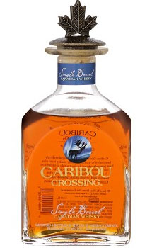 CARIBOU CROSSING CANADIAN WHISKY SINGLE BARREL