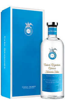 CASA DRAGONES BLANCO TEQUILA - CUSTOM ENGRAVED