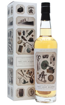 COMPASS BOX SCOTCH THE LOST BLEND
