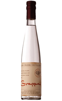 CLEAR CREEK GRAPPA OREGON PINOT NOI