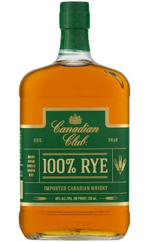 CANADIAN CLUB CANADIAN WHISKY RYE 1