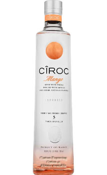 CIROC VODKA MANGO - 750ML CUSTOM EN
