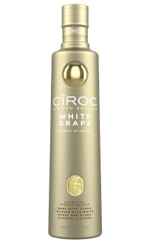 CIROC VODKA WHITE GRAPE - 750ML