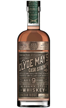 Order Clyde May's Alabama Whiskey Online