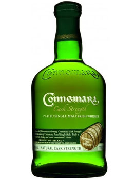 Send Connemara Irish Whiskey Peated Single Malt Online
