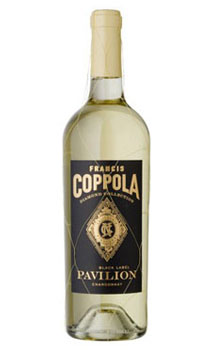 FRANCIS FORD COPPOLA DIAMOND BLACK LABEL PAVILION CHARDONNAY 2013