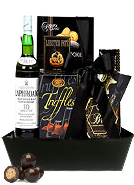 THE CORPORATE CLINCHER GIFT BASKET