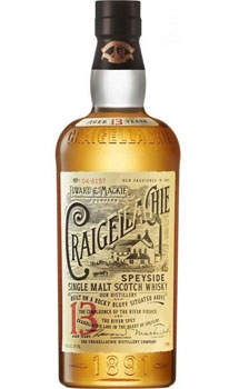 CRAIGELLACHIE SCOTCH SINGLE MALT 13