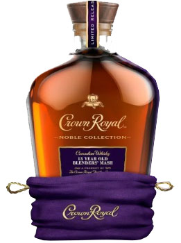 Canadian Whisky Gift | CROWN ROYAL CANADIAN WHISKY -750ML NOBLE COLLECTION 16 YEAR RYE