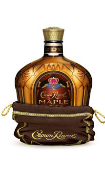 CROWN ROYAL CANADIAN WHISKY MAPLE F