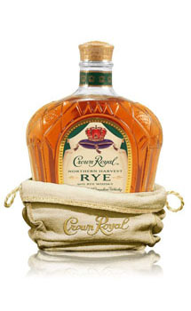 CROWN ROYAL CANADIAN RYE WHISKY NOR