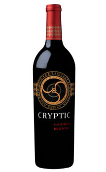 CRYPTIC RED BLEND WINE