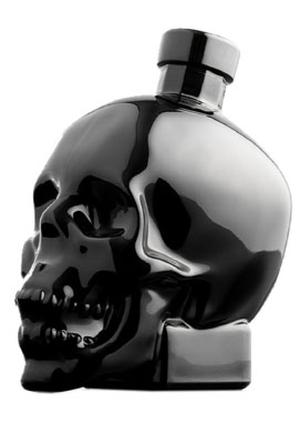 CRYSTAL HEAD VODKA ONYX - 750ML