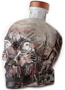 CRYSTAL HEAD VODKA JOHN ALEXANDER LIMITED EDITION -750 ML