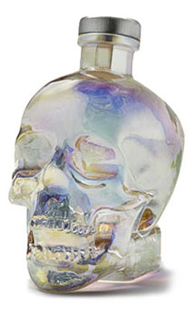 CRYSTAL HEAD VODKA AURORA LIMITED EDITION -750 ML