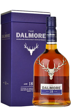 THE DALMORE SCOTCH SINGLE MALT 18 Y