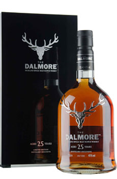THE DALMORE SCOTCH SINGLE MALT 25 Y
