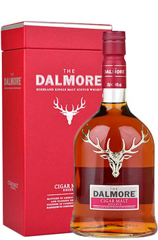 THE DALMORE SCOTCH SINGLE MALT CIGA