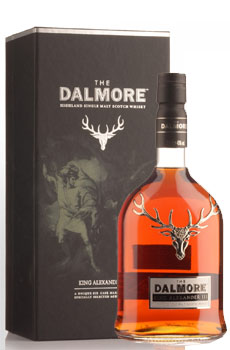 THE DALMORE SCOTCH SINGLE MALT KING