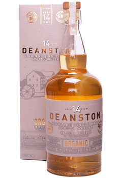 DEANSTON SCOTCH SINGLE MALT 14 YEAR