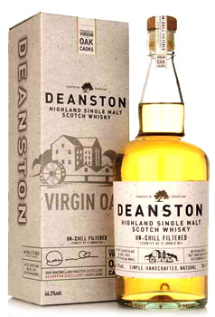 DEANSTON SCOTCH SINGLE MALT VIRGIN