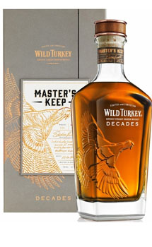 WILD TURKEY MASTER'S KEEP DECANDES
