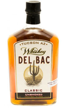 DEL BAC WHISKEY UNSMOKED CLASSIC WHISKEY